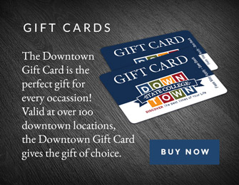 Downtown State College Gift Card – Downtown State College ...