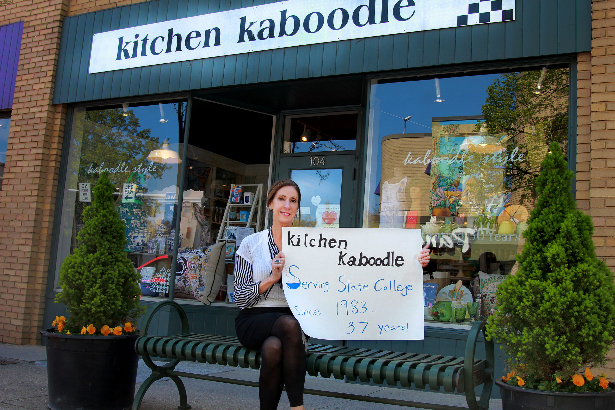 Treating Your Homes For 37 Years Kitchen Kaboodle Downtown State College Improvement District